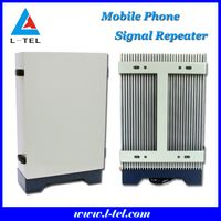 Dual Band wireless rf signal amplifier GSM/WCDMA/TETRA/LTE 2g 3g 4g repeater