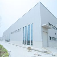 Galvanized Prefab Steel Frame Structure Structural Steel Structure Steel Warehouse From China