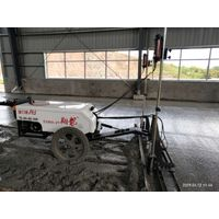 Walk behind concrete laser screed,self-control machine