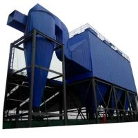 XLP-B Cyclone bag filter house Industrial Dust Collector for factories Cyclone Dust Collectors thumbnail image