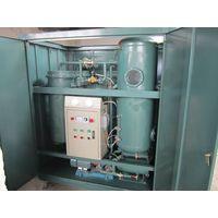 online-running turbine oil purification / Turbine oil filtration system thumbnail image