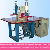 high frequency welding machine for stretch ceiling