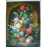 still life oil painting ( flower paintings) thumbnail image