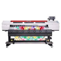SAITU 2M Fast Speed Double Head Sublimation Printer thumbnail image