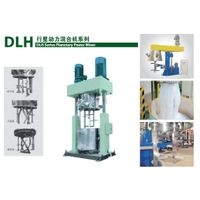 DLH Series Planetary Power Mixer