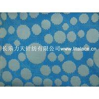 M5003 Gold thread dot non-elastic lace fabric thumbnail image