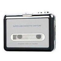 USB Cassette capture