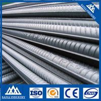 High Quality Rebar&Deformed Bar Steel&Construction steel rebar