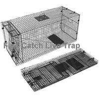 Folding Fox trap for Animal catcher