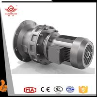 BLD cyclo geared motor vertical mounted cycloidal pinwheel planetary gearbox