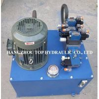 hydraulic power unit hydraulic motor hydraulic pump oil filter thumbnail image
