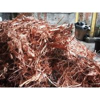 Millberry Copper Wire Scrap of 99.99% Purity in Bales thumbnail image