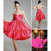2010 most attractive cocktail dress