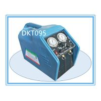 Dkt095 1/2HP Spark-Proof Reliable High Speed Refrigerant Recovery Recycling Recharging Machine thumbnail image