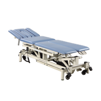 B-DZC-02 Therapy and Examination Treatment Table with 6 Section thumbnail image