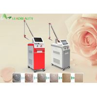 Tattoo removal Q-switch nd yag laser beauty