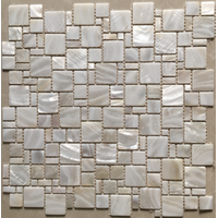 freshwaters shell mosaic tiles