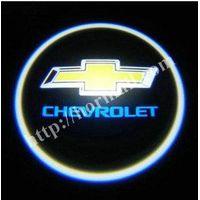Sell 3D logo car led lights LASER LED Badge light auto projector door light