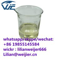 China supplier Cas 49851-31-2 2-Bromo-1-phenyl-1-pentanone 99% Liquid