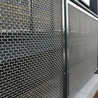 Crimped Wire Mesh  Stainless steel Crimped Wire Mesh China   Crimped Wire Mesh for quarry
