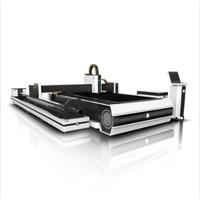 6000W Fiber Laser Plate And Tube Cutting Machine thumbnail image