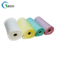 China Made Factory Supply CLEAN-LINK pocket medium filtro eficiencia Merv5 filter specification thumbnail image