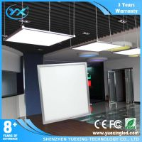 40w 600*600 mm led panel light UL Wall Mounted / Pendant Panel