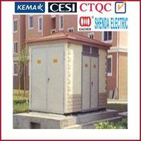 YB Series Cubicle Substation Transformer 800KVA