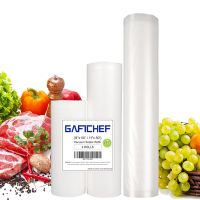 High quality embossed vacuum roll packaging machine for family food packaging storage bags