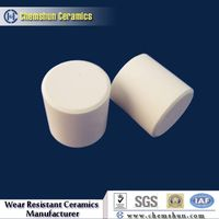 High Purity Alumina Ceramic Grinding Cylinder/ Rods as Wear Abrasion Resisatnt Liner