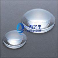 optical planoconvex lens