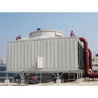 FRP/GRP square-shape cooling tower
