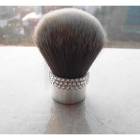 Excellent Synthetic hair crystal kabuki brush