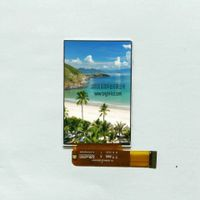 3.2inch Transflective TFT LCD for GPS Tracker POS Terminal