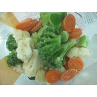 2013 year Frozen california mix vegetable