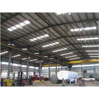 steel structure workshops