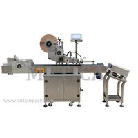 Automatic Paper File Pagination Labeling Machine