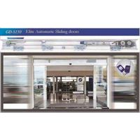 GD-S150 automatic sliding doors thumbnail image