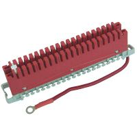 10 pair earthing module (237E)
