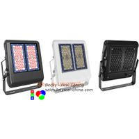 Super power with meanwell driver 400 watt led flood sports light for stadium