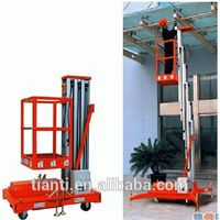 NEW mechanical indoor man platform hydraulic lifting equipment thumbnail image