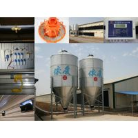 integrated breeding system/auto-feeding system/ poultry farm system