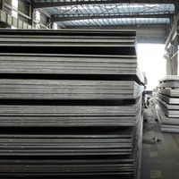 Small MOQ china golden supplier hot rolled astm a36 steel plate price per ton