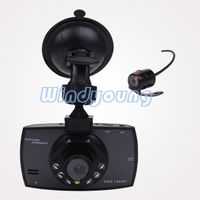 Car DVR Dual Camera Recorder S30