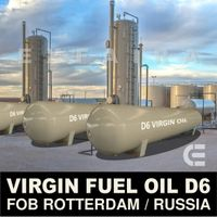 Virgin Fuel Oil D6 FOB Rotterdam