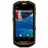 "Runbo Q5/ Rugged smartphone/ Unlocked/ Waterproof IP67/Shockproof /Dustproof/4.5"" IPS Gorilla/ Batte"