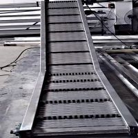 Industrial Stainless Steel Wire Mesh Belt Conveyor Machine for Food Washing/Frying/Cooling/Frying thumbnail image