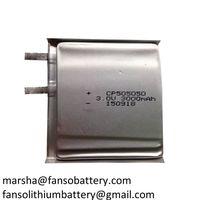CP505050 3.0V LiMnO2 Battery