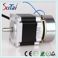 High quality Smooth nema23 series planetary geared stepper motor