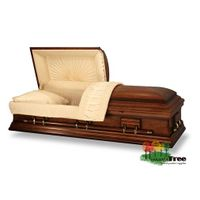 Wood Caskets Solid Wood Coffins Funeral Products